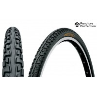 Anvelopa Continental TourRide Puncture-ProTection 42-635 28*1 1/2   negru/negru