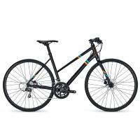 Bicicleta Focus Arriba Claris 16G TR magicblackmatt 2017