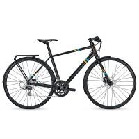 Bicicleta Focus Arriba Claris Plus 24G DI magicblackmatt 2017