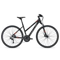 Bicicleta Focus Crater Lake Pro 30G TR magicblackmatt 2017