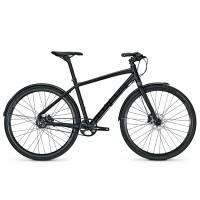 Bicicleta Focus Planet Pro Street 11G magicblackmatt 2017