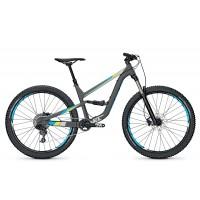 Bicicleta Focus Vice Pro 11G 27.5 nimbusgreymatt 2017