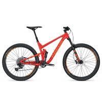 Bicicleta Focus Jam Lite 12G 27.5 firered 2017