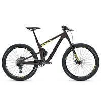 Bicicleta Focus Jam C Factory 11G 27.5 brown/yellow 2017