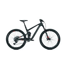 Bicicleta Focus Jam C SL 12G 27.5 black/red 2017