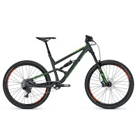 Bicicleta Focus Sam Pro 11G 27.5 nimbusgreymatt/green 2017