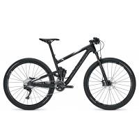 Bicicleta Focus O1E Pro 22G 29 black/white 2017