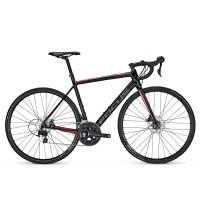 Bicicleta Focus Cayo Disc 105 22G carbon/red/grey 2017
