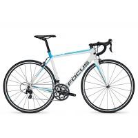 Bicicleta Focus Cayo 105 M 22G white/blue/grey 2017