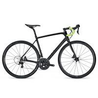 Bicicleta Focus Paralane 105 22G black/decal glossy 2017