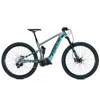 Bicicleta electrica Focus Jam2 29 Pro 11G 10.5Ah 36V 29 grey/blue 2017