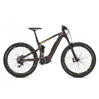 Bicicleta electrica Focus Jam2 Factory Plus 11G 10.5Ah 36V 27.5 brown 2017