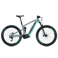 Bicicleta electrica Focus Jam2 Plus 11G 10.5Ah 36V 27.5 grey/blue 2017