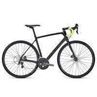 Bicicleta Focus Paralane Tiagra 20G black/decal glossy 2017