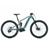 Bicicleta electrica Focus Jam2 29 11G 10.5Ah 36V grey/blue 2017