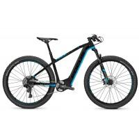 Bicicleta electrica Focus Bold2 Plus Pro 11G 10.5Ah 36V 27.5 blackm/blue 2017