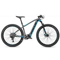 Bicicleta electrica Focus Bold2 Plus Pro 11G 10.5Ah 36V 27.5 grey/blue 2017