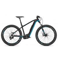 Bicicleta electrica Focus Bold2 29 11G 10.5Ah 36V black/blue 2017