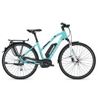 Bicicleta electrica Focus Aventura 8G 11.1Ah 36V TR blue 2017