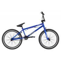 Bicicleta BMX HARO Downtown DLX Albastra 20.3