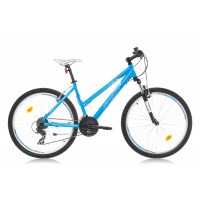 Bicicleta Sprint Karolina 26 430mm albastra 2016