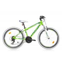 Bicicleta Sprint Apolon 24 verde/albastru/alb 2016