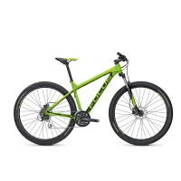 Bicicleta Focus Whistler Elite 29 24G verde 2016-500 mm
