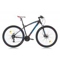 Bicicleta Sprint GTS 29 negru/albastru/rosu 2016-480 mm