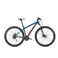 Bicicleta Focus Whistler Elite 29 24G albastra 2016-500 mm