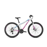 Bicicleta Focus Whistler Core Donna 27 21G alba 2016-360 mm