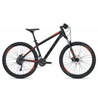 Bicicleta Focus Black Forest LTD 27 20G magicblackmatt 2017 - 440mm (M)