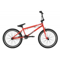 Bicicleta BMX HARO Downtown DLX FST Red 20.3 2017
