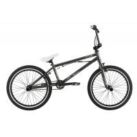 Bicicleta BMX HARO Downtown DLX Metalic Grey 20.3 2017