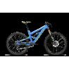 Bicicleta Focus Sam LTD 27.5 11G albastra 2016-480 mm