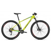 Bicicleta Focus Raven Elite 20G 29 lime 2018