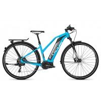 Bicicleta electrica Focus Jarifa2 IStreet Pro Donna 10G 29 blue 36v/17.0ah 2018