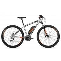 Bicicleta electrica Focus Jarifa2 EX Active 9G 29 silver 36v/11,0ah 2018