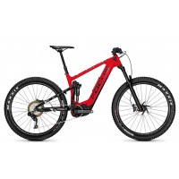Bicicleta electrica Focus Jam C Pro Plus 11G 27.5 red/black 36v/10,5ah 2018