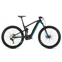 Bicicleta electrica Focus Jam2 Pro 29 11G blackm/blue 36v/10,5ah 2018