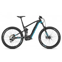 Bicicleta electrica Focus Jam2 Pro Plus 11G 27.5 blackm/blue 36v/10,5ah 2018