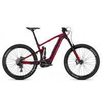 Bicicleta electrica Focus Sam2 11G 27.5 red 36v/10,5ah 2018