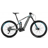 Bicicleta electrica Focus Sam2 LTD 10G 27.5 greym 36v/10,5ah 2018