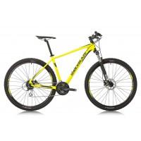 Bicicleta Shockblaze R3 29 verde neon 2018 43 cm