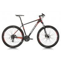 Bicicleta Shockblaze R2 27.5 negru mat 2018 44 cm