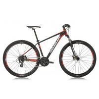 Bicicleta Shockblaze R2 29 negru mat 2018 48 cm