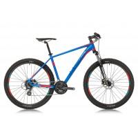 Bicicleta Shockblaze R2 27.5 albastru lucios 2018 48 cm