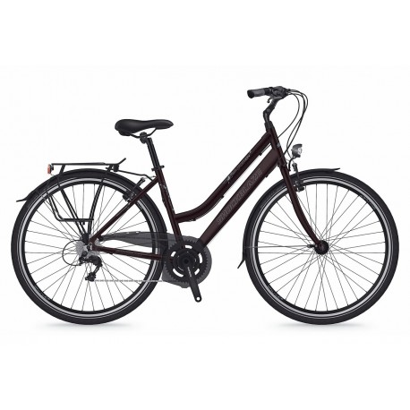 Bicicleta Shockblaze Lucky 6v Lady raisin pearl 2018 45 cm