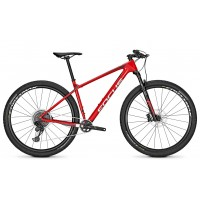 Bicicleta Focus Raven Lite 12G 27 red/white 2018