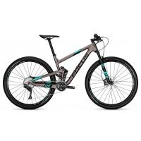 Bicicleta Focus O1E SL 22G 29 titan/aquabluem 2018