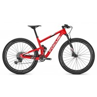 Bicicleta Focus O1E Team 12G 29 red/white 2018